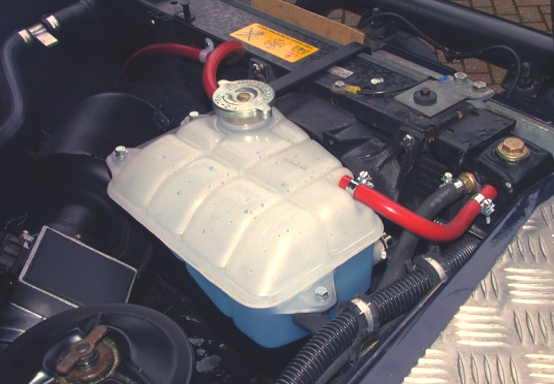 Land Rover Coolant System